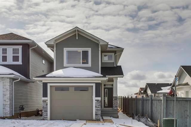 16256 64 Street, Edmonton, AB T5Y 3E2 (#E4192501) :: The Foundry Real Estate Company