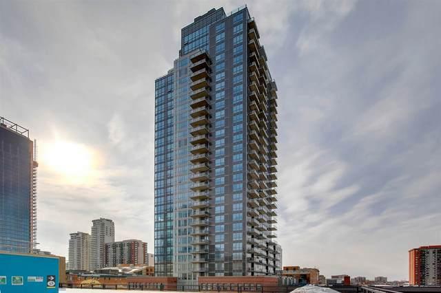 501 10238 103 Street, Edmonton, AB T5J 0G6 (#E4192503) :: RE/MAX River City