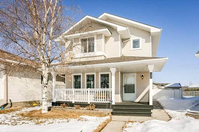 5606 162A Avenue, Edmonton, AB T5Y 2V2 (#E4192520) :: Initia Real Estate