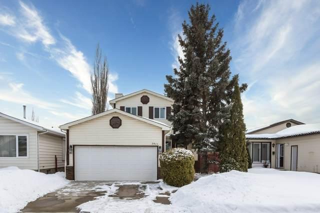 7911 152B Avenue, Edmonton, AB T5C 3M4 (#E4192532) :: Initia Real Estate