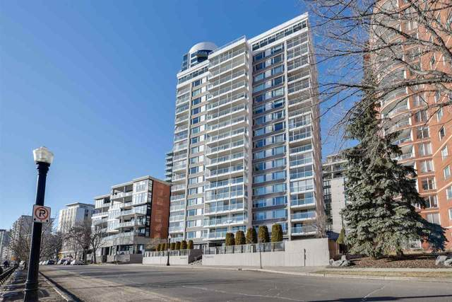 801 11920 100 Avenue, Edmonton, AB T5K 0K5 (#E4192543) :: The Foundry Real Estate Company