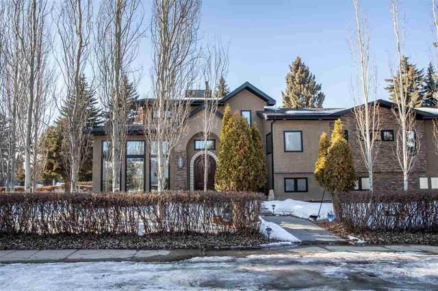 11908 41A Avenue, Edmonton, AB T6J 0V9 (#E4192573) :: Initia Real Estate