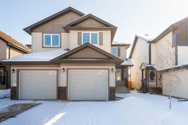 17419 120th Street NW, Edmonton, AB T5X 0K6 (#E4192577) :: Initia Real Estate