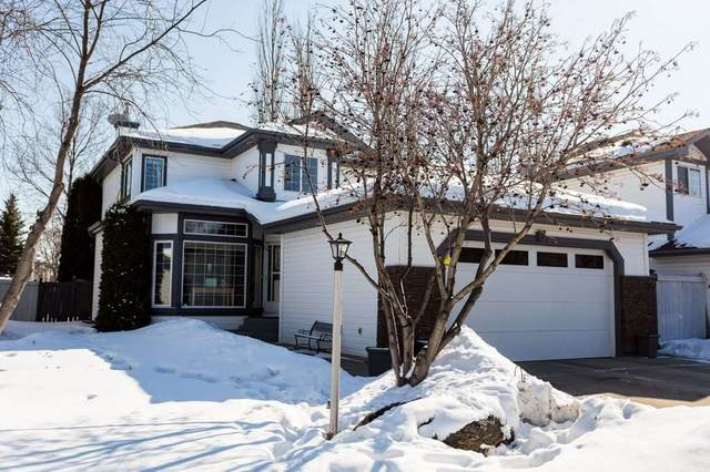 7 Oakpark Crescent, St. Albert, AB T8N 6L2 (#E4192583) :: The Foundry Real Estate Company