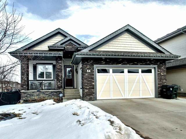 54 Verona Crescent, Spruce Grove, AB T7X 0J7 (#E4192585) :: Initia Real Estate