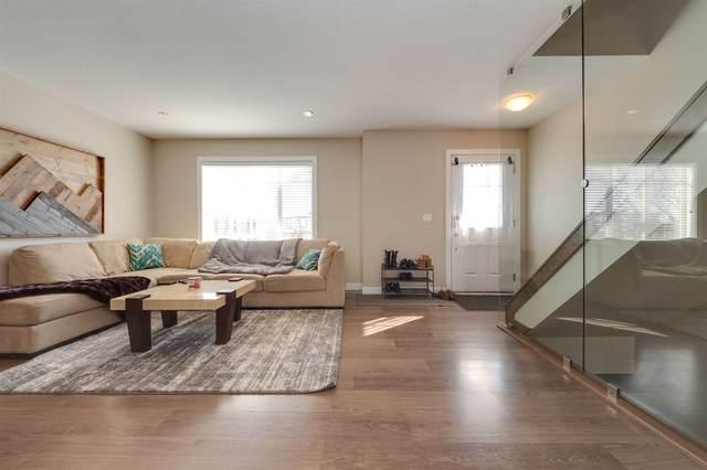8 13810 166 Avenue, Edmonton, AB T6V 0K4 (#E4192597) :: The Foundry Real Estate Company