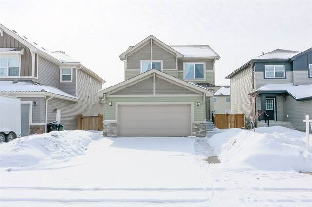 106 Meadowland Way, Spruce Grove, AB T7X 0S4 (#E4192605) :: Müve Team | RE/MAX Elite