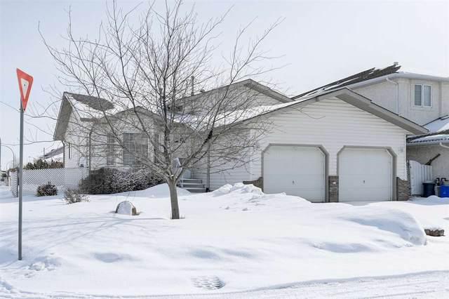 16143 56 Street NW, Edmonton, AB T5Y 2T9 (#E4192620) :: Initia Real Estate