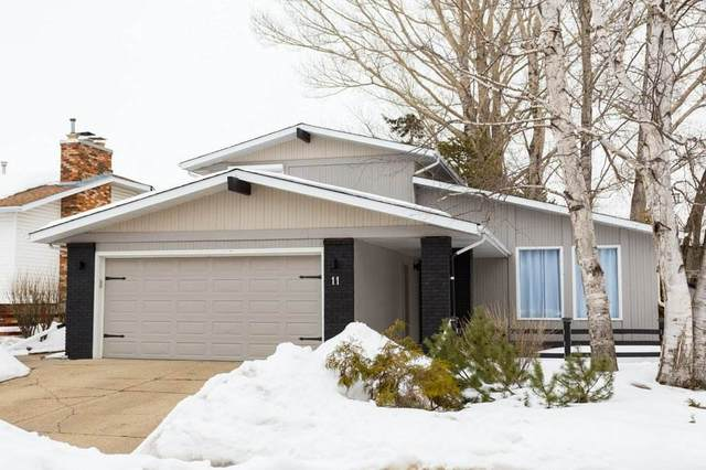11 Lamartine Crescent, St. Albert, AB T8N 2V8 (#E4192653) :: The Foundry Real Estate Company