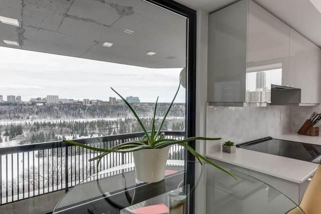 1104 11503 100 Avenue, Edmonton, AB T5K 2K7 (#E4192719) :: The Foundry Real Estate Company