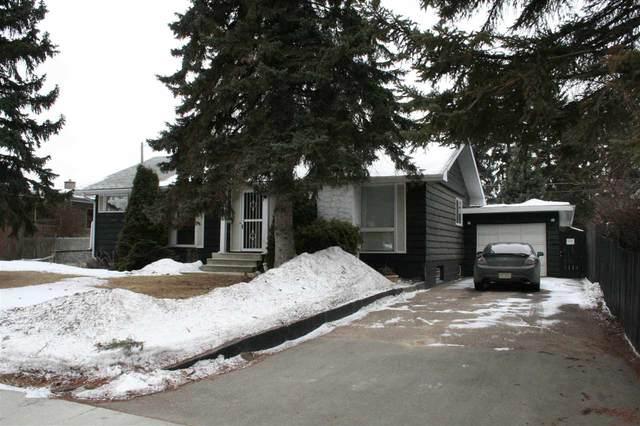 8604 142 Street NW, Edmonton, AB T5R 0M1 (#E4192756) :: Initia Real Estate