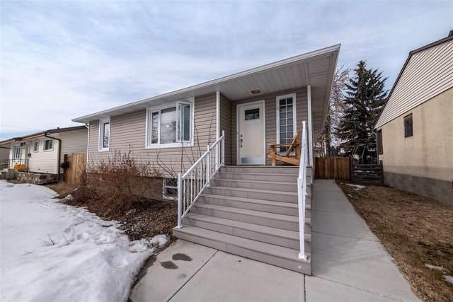 4917 54 Avenue, Stony Plain, AB T7Z 1B7 (#E4192760) :: Initia Real Estate