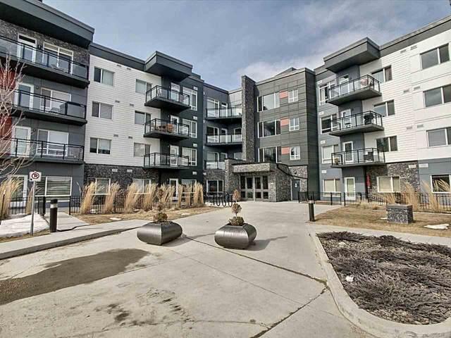 422 7508 Getty Gate, Edmonton, AB T5T 7E6 (#E4192761) :: Initia Real Estate