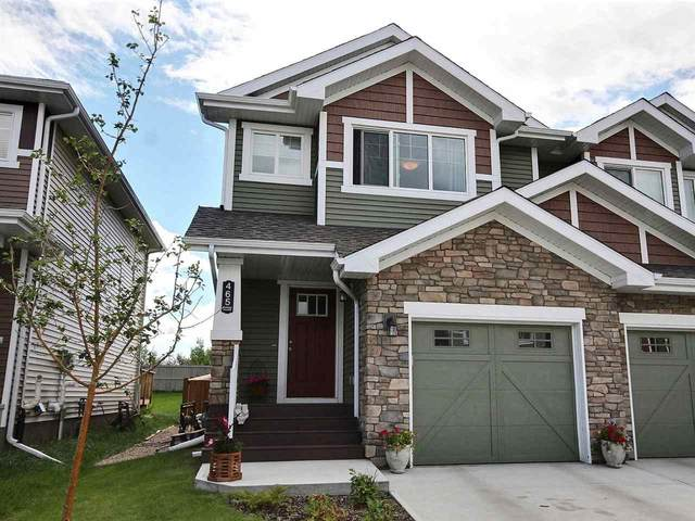 465 Ebbers Way, Edmonton, AB T5Y 3T7 (#E4192808) :: Initia Real Estate