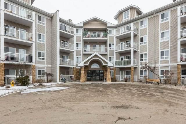 121 5350 199 Street NW, Edmonton, AB T6M 0A4 (#E4192817) :: The Foundry Real Estate Company