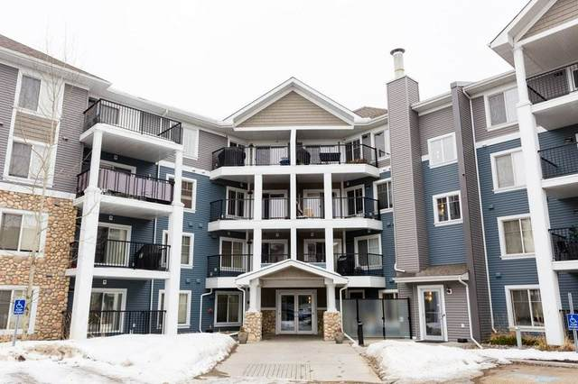 317 6084 Stanton Drive SW, Edmonton, AB T6X 0Z4 (#E4192822) :: The Foundry Real Estate Company