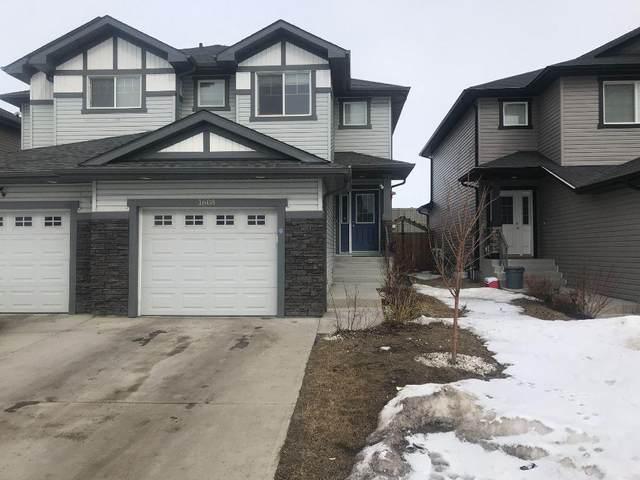 1608 152 Avenue, Edmonton, AB T5Y 0Y6 (#E4192823) :: The Foundry Real Estate Company