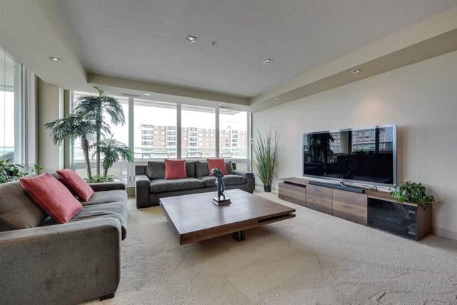 1104 10055 118 Street, Edmonton, AB T5K 0C1 (#E4192864) :: Initia Real Estate