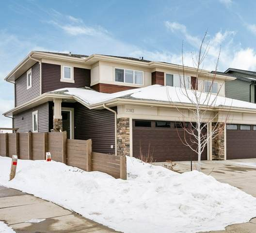 2383 Ware Cr, Edmonton, AB T6W 2V1 (#E4192865) :: Müve Team | RE/MAX Elite