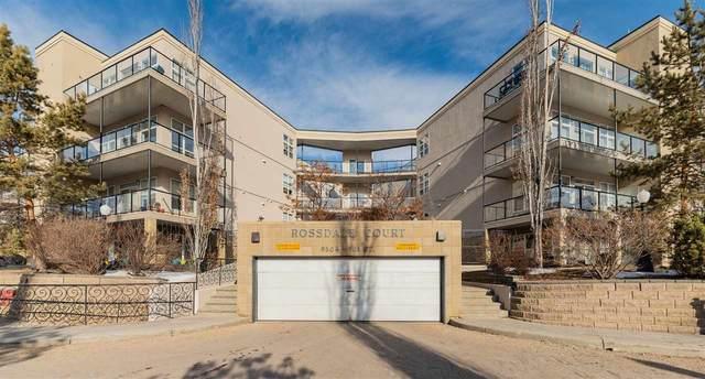 315 9804 101 Street, Edmonton, AB T5K 2X3 (#E4192883) :: Müve Team | RE/MAX Elite