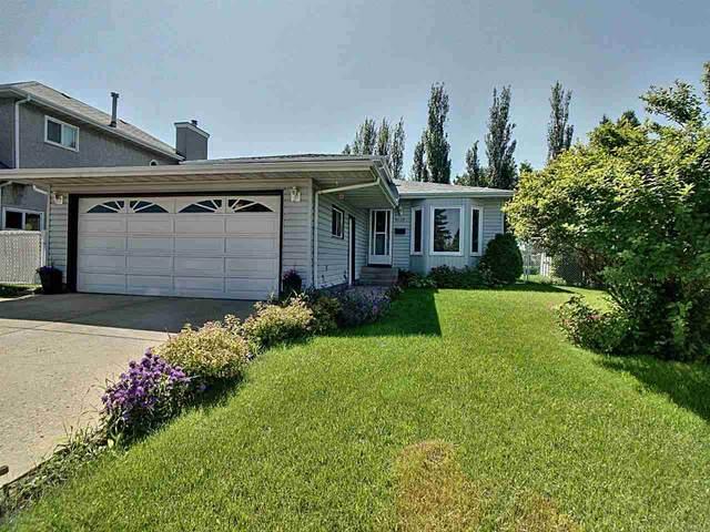 4619 25 Avenue NW, Edmonton, AB T6L 3X6 (#E4192927) :: Initia Real Estate