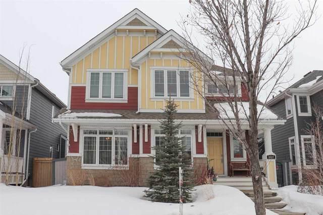 8607 Summerside Grande Boulevard, Edmonton, AB T6X 0J1 (#E4192975) :: RE/MAX River City