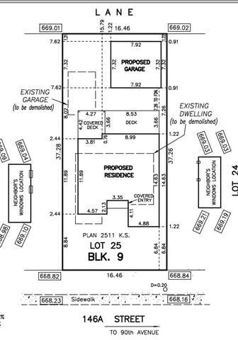 8952 146A Street, Edmonton, AB T5R 0X1 (#E4192976) :: Initia Real Estate