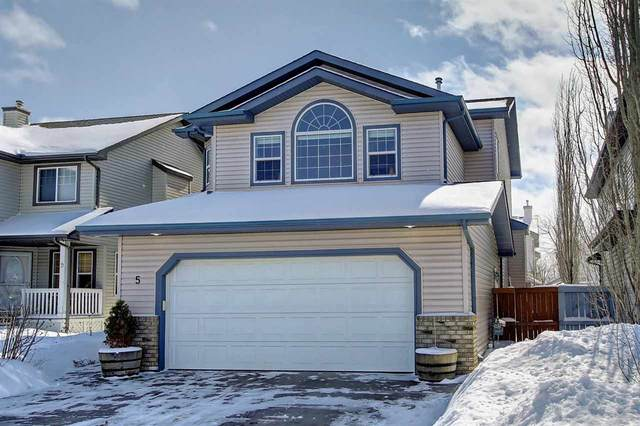 5 Foxhaven Way, Sherwood Park, AB T8A 6B8 (#E4192985) :: RE/MAX River City