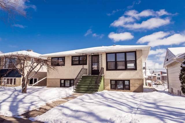 10411 80 Street, Edmonton, AB T6A 3J5 (#E4192989) :: Initia Real Estate