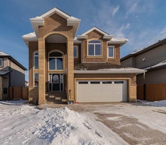 15 Newton Place, St. Albert, AB T8N 5M7 (#E4193087) :: Initia Real Estate