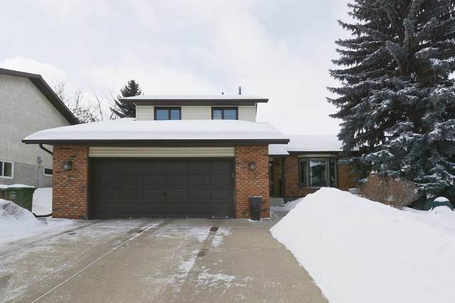 32 Wentworth Crescent, St. Albert, AB T8N 3G6 (#E4193120) :: Initia Real Estate