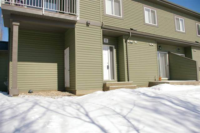15 30 Oak Vista Drive, St. Albert, AB T8N 3T1 (#E4193145) :: Initia Real Estate