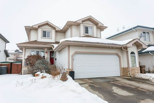 14 Dunfield Crescent, St. Albert, AB T8N 6R7 (#E4193170) :: Initia Real Estate