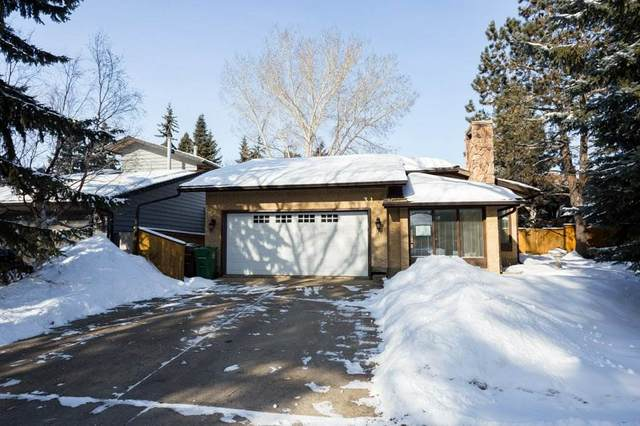 31 Berrymore Drive, St. Albert, AB T8N 2Y5 (#E4193172) :: Initia Real Estate