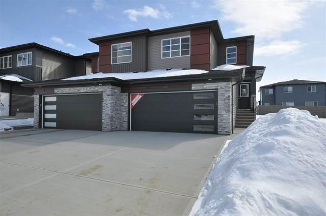 9137 Pear Drive, Edmonton, AB T6X 2N8 (#E4193224) :: Initia Real Estate
