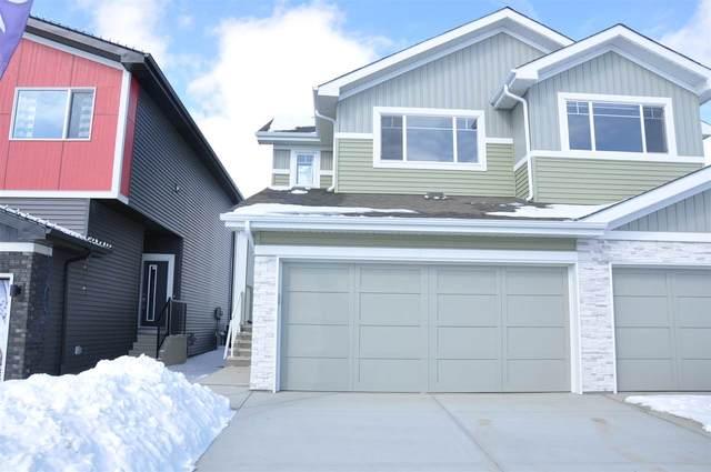 9112 Pear Drive, Edmonton, AB T6X 2N7 (#E4193226) :: Initia Real Estate