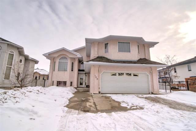 169 Kulawy Drive N, Edmonton, AB T6L 6Y9 (#E4193236) :: Initia Real Estate