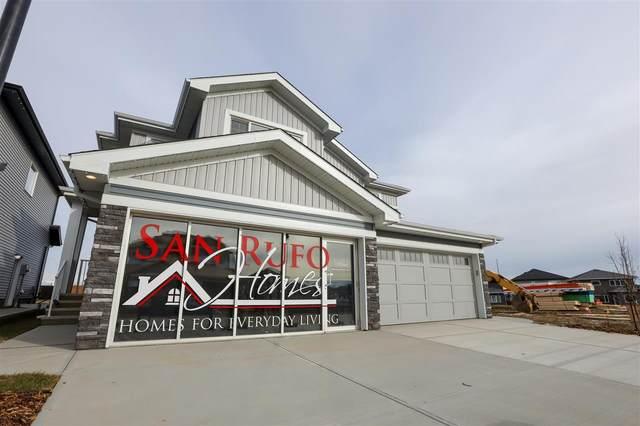 9320 Pear Link SW, Edmonton, AB T6X 2V9 (#E4193254) :: Initia Real Estate