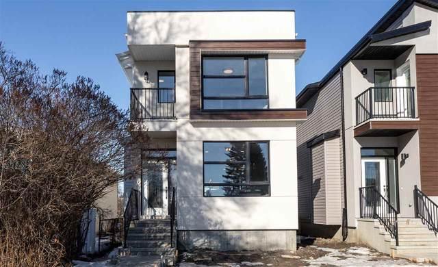 10548 62 Avenue, Edmonton, AB T6H 1M4 (#E4193265) :: Initia Real Estate