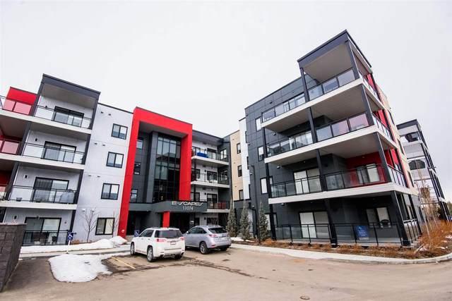 331 11074 Ellerslie Road, Edmonton, AB T6W 2C2 (#E4193317) :: Initia Real Estate