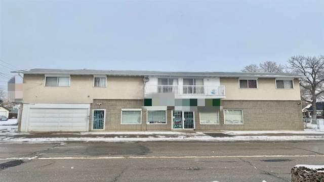 9110 115 AV NW, Edmonton, AB T5B 0M1 (#E4193322) :: Initia Real Estate
