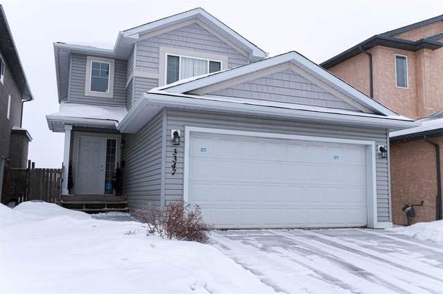 3347 18 Street, Edmonton, AB T6T 0H4 (#E4193339) :: Initia Real Estate