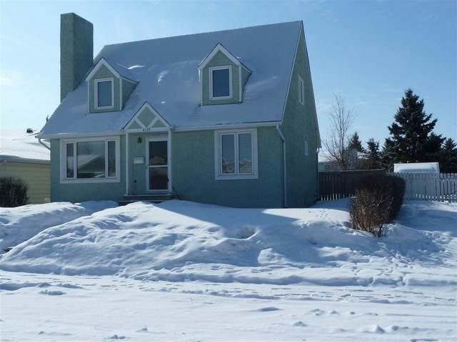 4127 28 Avenue, Edmonton, AB T6L 4H2 (#E4193344) :: Initia Real Estate
