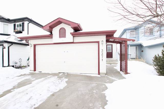 3371 24 Avenue, Edmonton, AB T6T 1Y5 (#E4193348) :: Initia Real Estate