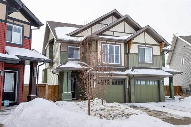 5642 Crabapple Way, Edmonton, AB T6X 1P1 (#E4193364) :: Initia Real Estate