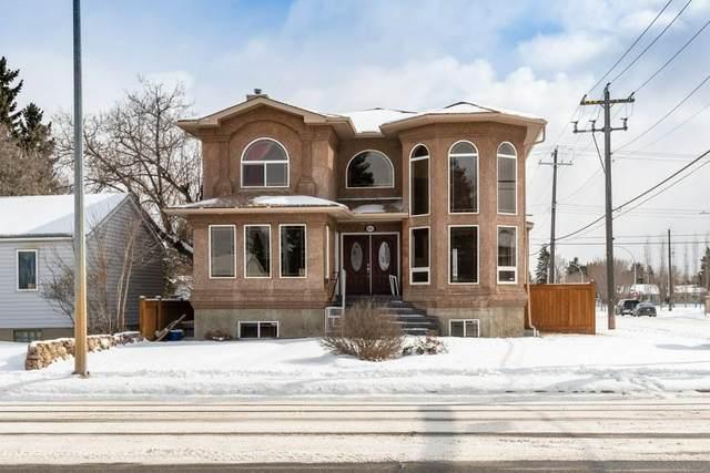 9901 163 Street, Edmonton, AB T5P 3N3 (#E4193369) :: Initia Real Estate