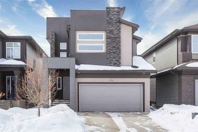 2454 Ware Crescent NW, Edmonton, AB T6W 2M7 (#E4193372) :: Initia Real Estate