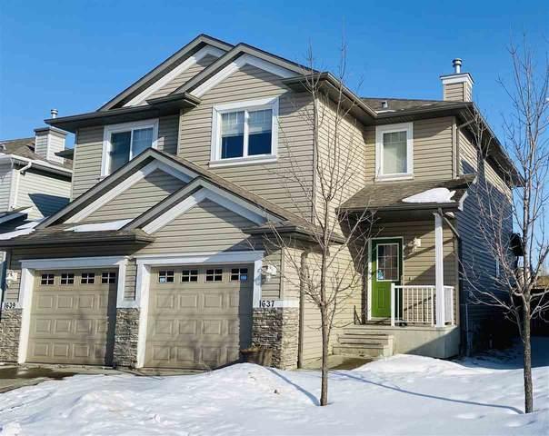 1637 Melrose Place, Edmonton, AB T6W 1X5 (#E4193373) :: Initia Real Estate