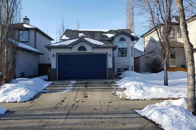 203 Deer Ridge Drive, St. Albert, AB T8N 6H2 (#E4193431) :: Initia Real Estate