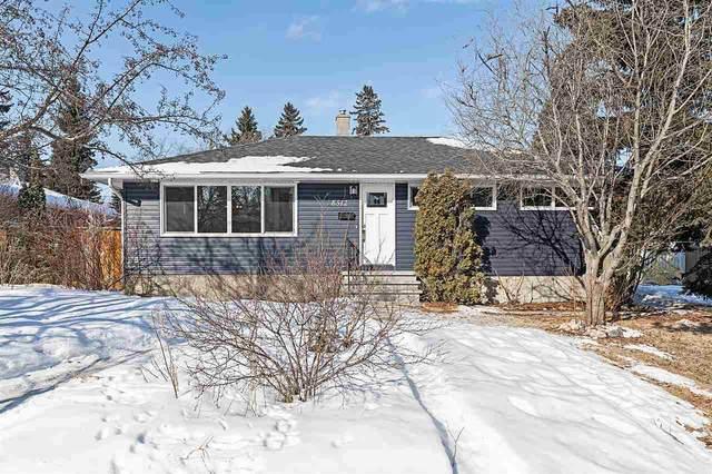 8512 147 Street, Edmonton, AB T5M 0B5 (#E4193448) :: Initia Real Estate
